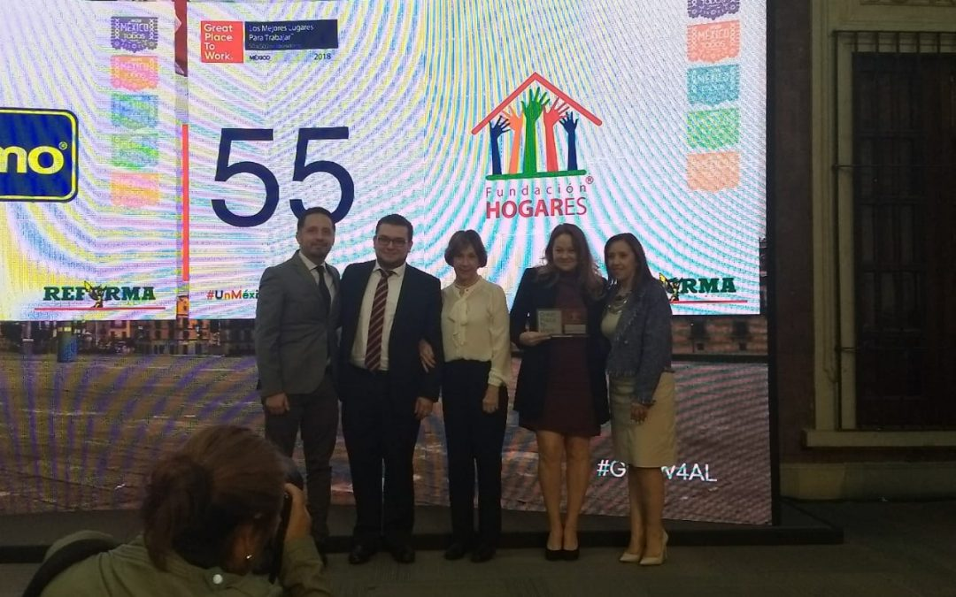 PREMIO GREAT PLACE TO WORK 2018